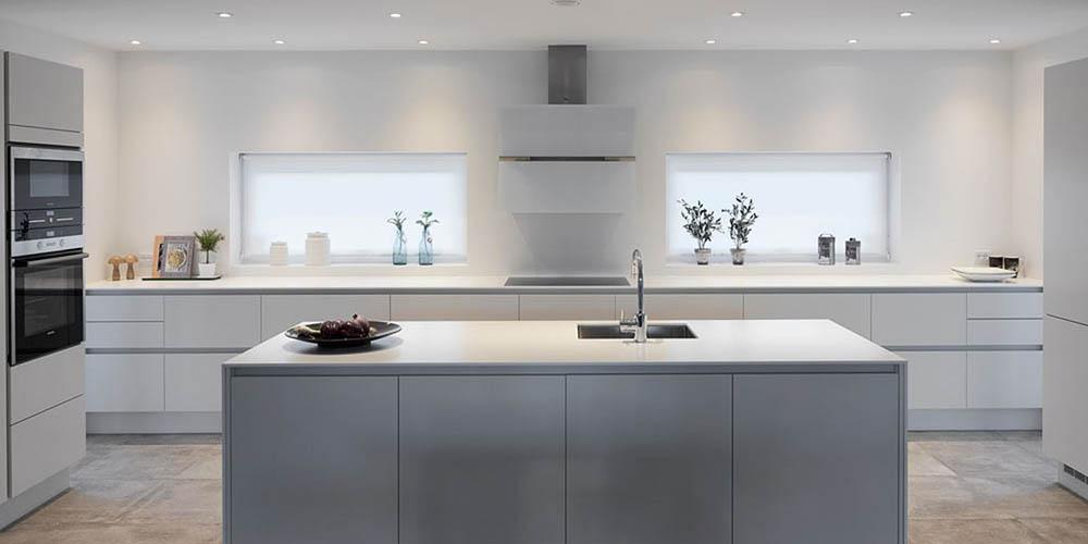 keuken-met-LED-spots